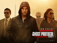 《碟中諜4 Mission: Impossible - Ghost Protocol》電影桌布6張