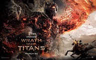 《諸神之怒 Wrath of the Titans》電影桌布11張